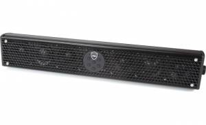 STEALTH-6 ULTRA HD-B | Wet Sounds All-In-One Amplified Bluetooth Soundbar With Remote