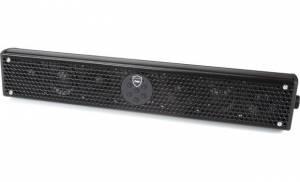 STEALTH-6 SURGE-B | Wet Sounds STEALTH SURGE 6 Speaker Amplified Universal Soundbar