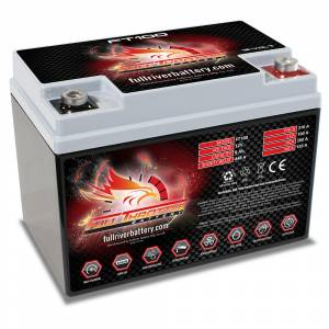 Full Throttle Battery - FT100 High-Performance AGM Battery - Image 4
