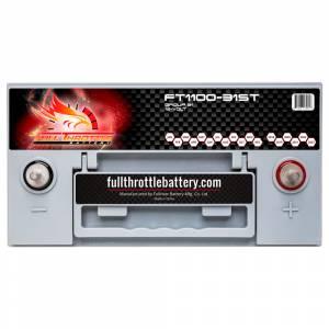 Full Throttle Battery - FT1100-31ST High-Performance AGM Battery - Image 3