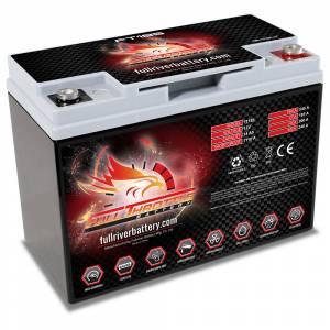 Full Throttle Battery - FT185 High-Performance AGM Battery - Image 2