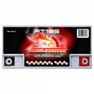 Full Throttle Battery - FT185 High-Performance AGM Battery - Image 3