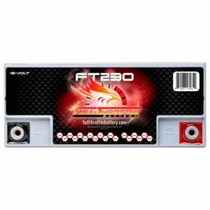 Full Throttle Battery - FT230 High-Performance AGM Battery - Image 3