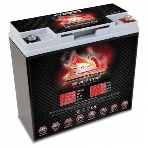 Full Throttle Battery - FT230D High-Performance AGM Battery - Image 2