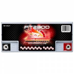 Full Throttle Battery - FT230D High-Performance AGM Battery - Image 3