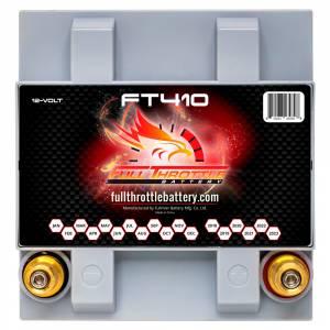 Full Throttle Battery - FT410 High-Performance AGM Battery - Image 3