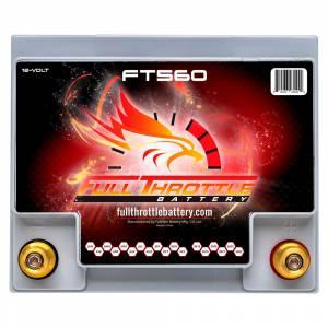 Full Throttle Battery - FT560 High-Performance AGM Battery - Image 3