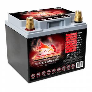 Full Throttle Battery - FT560L High-Performance AGM Battery - Image 2