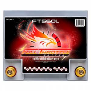Full Throttle Battery - FT560L High-Performance AGM Battery - Image 3