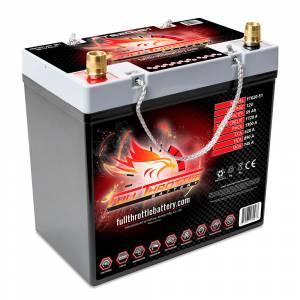 Full Throttle Battery - FT620-51 High-Performance AGM Battery - Image 1