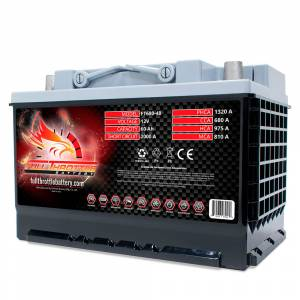 FT680-48 High-Performance AGM Battery