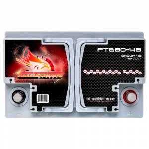 Full Throttle Battery - FT680-48 High-Performance AGM Battery - Image 2