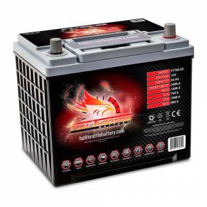 Full Throttle Battery - FT750-35 High-Performance AGM Battery - Image 2