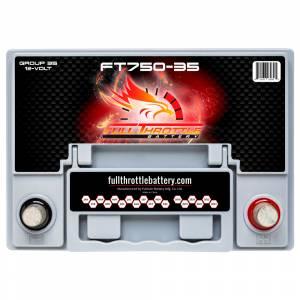 Full Throttle Battery - FT750-35 High-Performance AGM Battery - Image 3