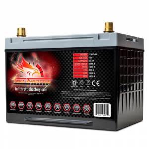 Full Throttle Battery - FT825-34 High-Performance AGM Battery - Image 1