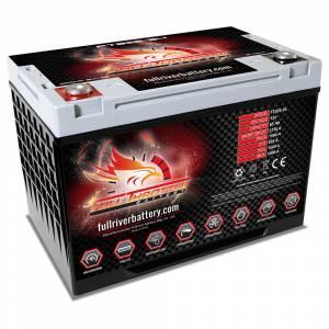 Full Throttle Battery - FT825-34 High-Performance AGM Battery - Image 2