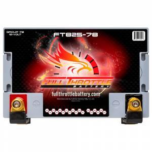Full Throttle Battery - FT825-78 High-Performance AGM Battery - Image 3