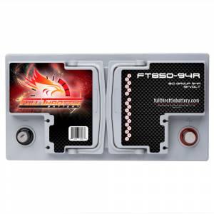 Full Throttle Battery - FT850-94R High-Performance AGM Battery - Image 3