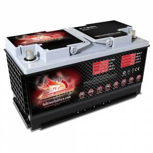 Full Throttle Battery - FT890-49 High-Performance AGM Battery - Image 1