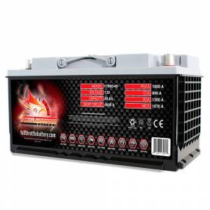 Full Throttle Battery - FT890-49 High-Performance AGM Battery - Image 2