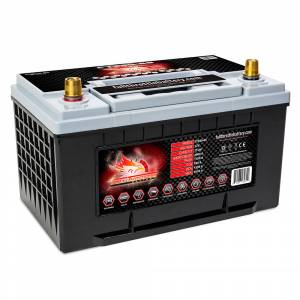 Full Throttle Battery - FT930-65 High-Performance AGM Battery - Image 1