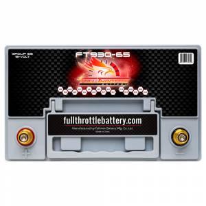 Full Throttle Battery - FT930-65 High-Performance AGM Battery - Image 3