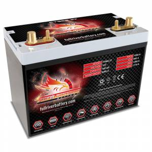 Full Throttle Battery - FT965-27 High-Performance AGM Battery - Image 2