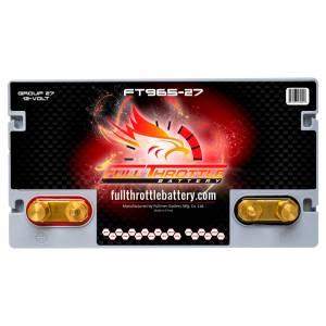 Full Throttle Battery - FT965-27 High-Performance AGM Battery - Image 3