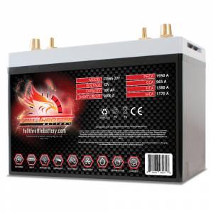 Full Throttle Battery - FT965-27F High-Performance AGM Battery - Image 2