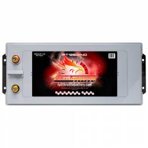 Full Throttle Battery - FT1250-4DLT High-Performance AGM Battery - Image 3