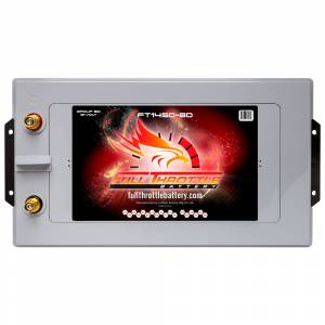Full Throttle Battery - FT1450-8D High-Performance AGM Battery - Image 3