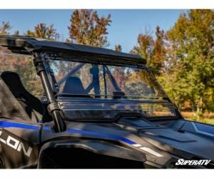SuperATV  - Honda Talon 1000 Scratch Resistant Flip Windshield - Image 8