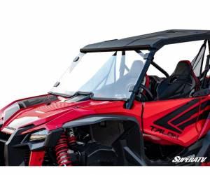 Honda Talon 1000 Scratch Resistant Full Windshield