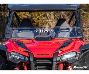 SuperATV  - Honda Talon 1000 Half Windshield - Image 6
