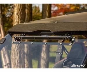 SuperATV  - Honda Talon 1000R Scratch Resistant Vented Full Windshield - Image 4