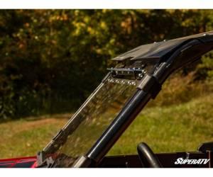 SuperATV  - Honda Talon 1000R Scratch Resistant Vented Full Windshield - Image 6