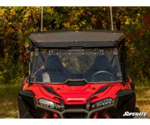 SuperATV  - Honda Talon 1000R Scratch Resistant Vented Full Windshield - Image 11