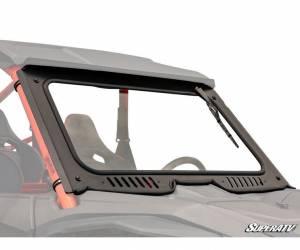 SuperATV  - Honda Talon 1000 Glass Windshield - Image 1