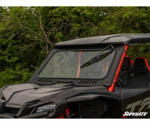 SuperATV  - Honda Talon 1000 Glass Windshield - Image 2