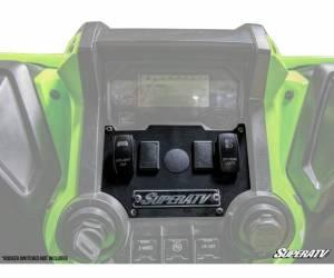 SuperATV  - Honda Talon 1000 Switch Plate - Image 4