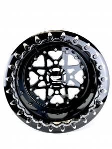 Packard Performance - V2 SUPER STAR - BEADLOCK - GLOSS BLACK BY ULTRA LIGHT - Image 2
