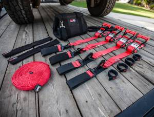 """Speed Strap - ULTIMATE OFF-ROAD KIT (2"""" TIE-DOWN KIT) - Image 4"""