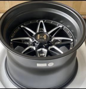 Hostile Wheels - Hostile Wheels Blaster UTV Forged - Image 3
