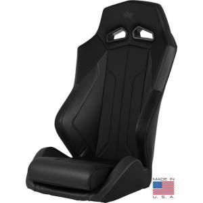 ADS-1 Off-Road UTV Suspension Seat, Black/Gray, PAIR