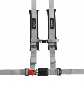 Amped Off-Road - 4.2 Latch & Link UTV Off-Road Harness w/Removable Pads (Colors Available) - Image 2