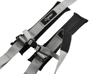 Amped Off-Road - 4.2 Latch & Link UTV Off-Road Harness w/Removable Pads (Colors Available) - Image 3