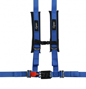 Amped Off-Road - 4.2 Latch & Link UTV Off-Road Harness w/Removable Pads (Colors Available) - Image 6