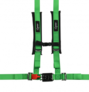Amped Off-Road - 4.2 Latch & Link UTV Off-Road Harness w/Removable Pads (Colors Available) - Image 7