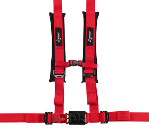Amped Off-Road - 4.2 Latch & Link UTV Off-Road Harness w/Removable Pads (Colors Available) - Image 8