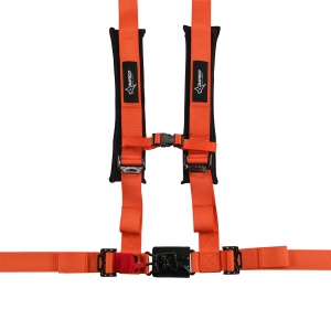 Amped Off-Road - 4.2 Latch & Link UTV Off-Road Harness w/Removable Pads (Colors Available) - Image 9